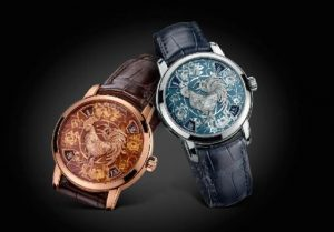 vacheron constantin metiers d'arts legend of the chinese zodiac rooster watches