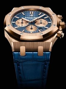 Audemar Piguet's new Royal Oak Replica