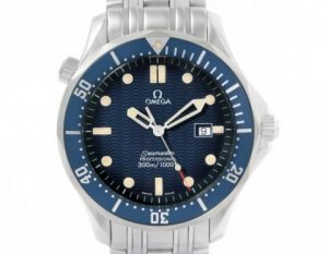 pre-owned omega seamaster replica watches
