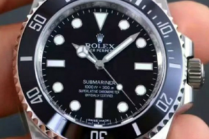 Black Rolex Submariner Replica