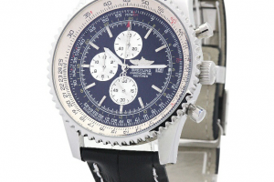 Best 42 mm Steel Case Breitling Navitimer Replica Watch Review