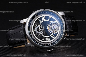 Cartier Rotonde Flying Tourbillon Black Dial 621946 Replica Review