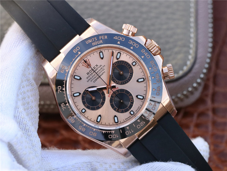 Replica-Rolex-Daytona-Rose-Gold